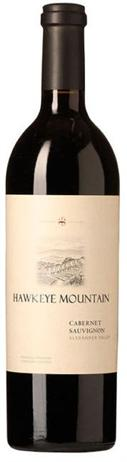 Highland Estates Cabernet Sauvignon Hawkeye Mountain